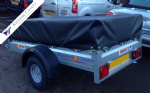 4ft x 3ft Trailer Cover